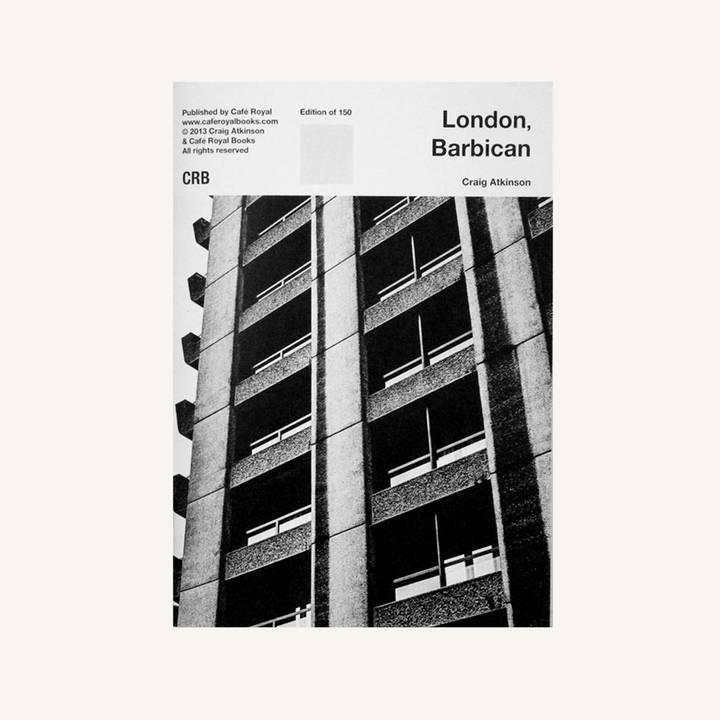 Image of Barbican Estate Photozine