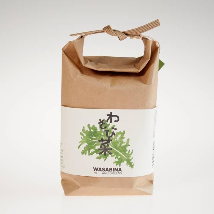 Image of Japanese Wasabina Seeds