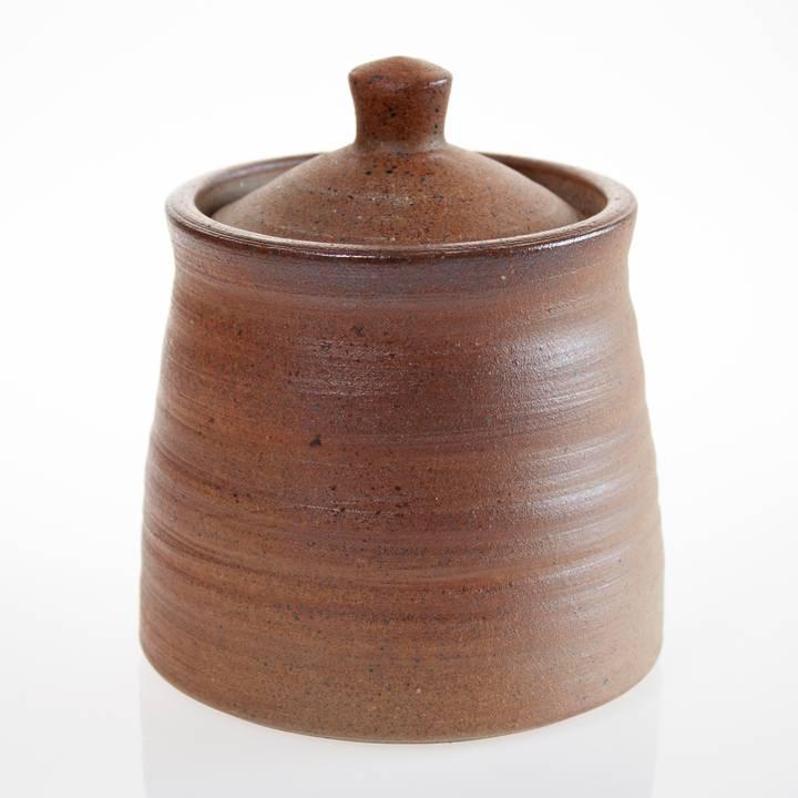 Image of Woodfired Honey Pot