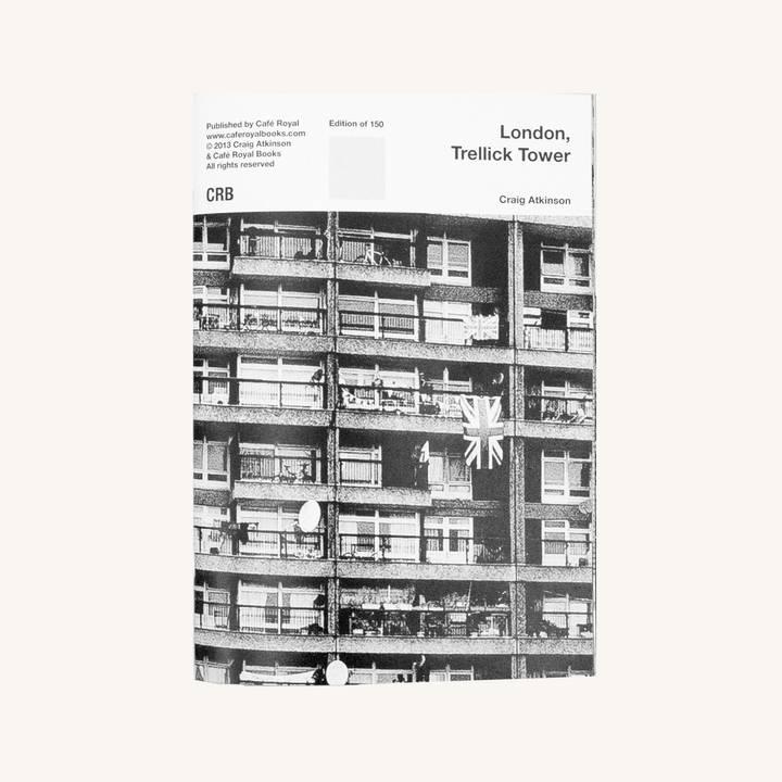 Image of Trellick Tower Photozine