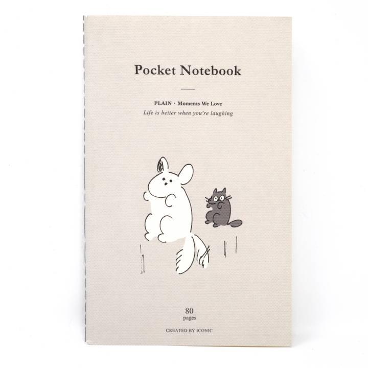 Image of Pocket Notebook: Jumping
