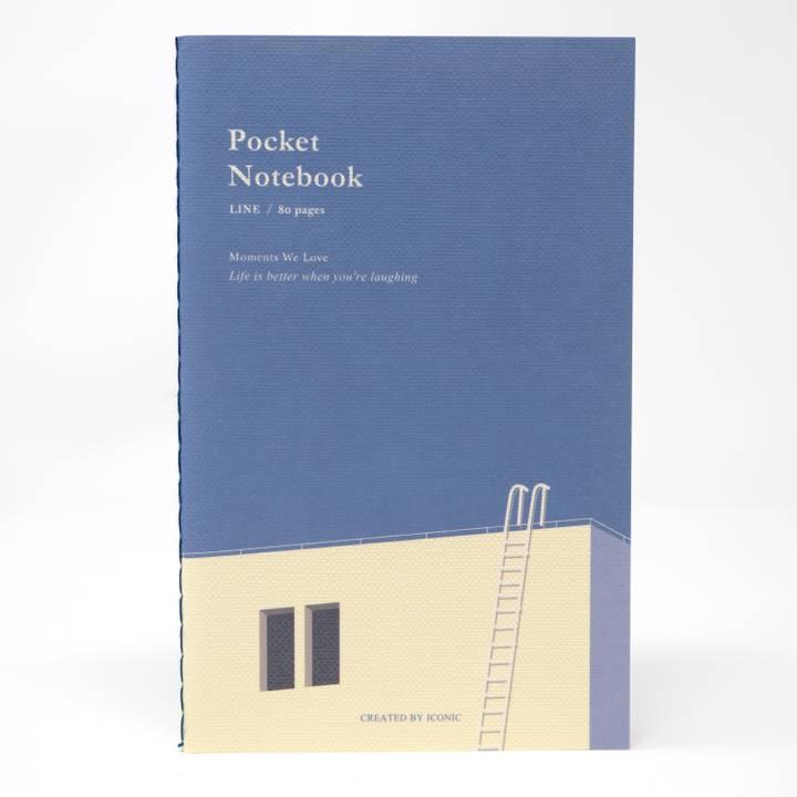 Image of Pocket Notebook: Rooftop