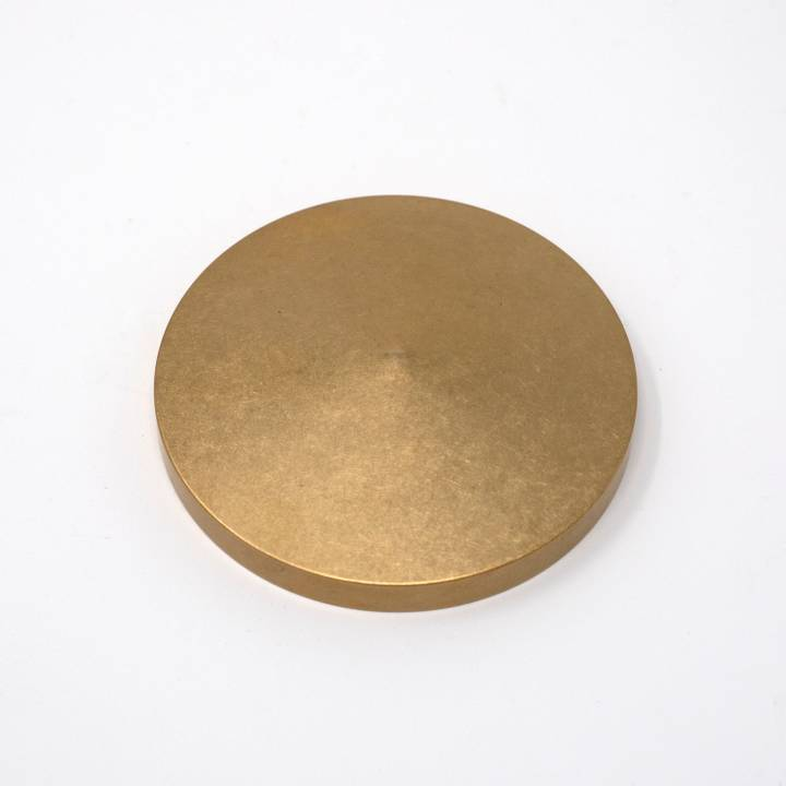 Image of Brass Paperweight