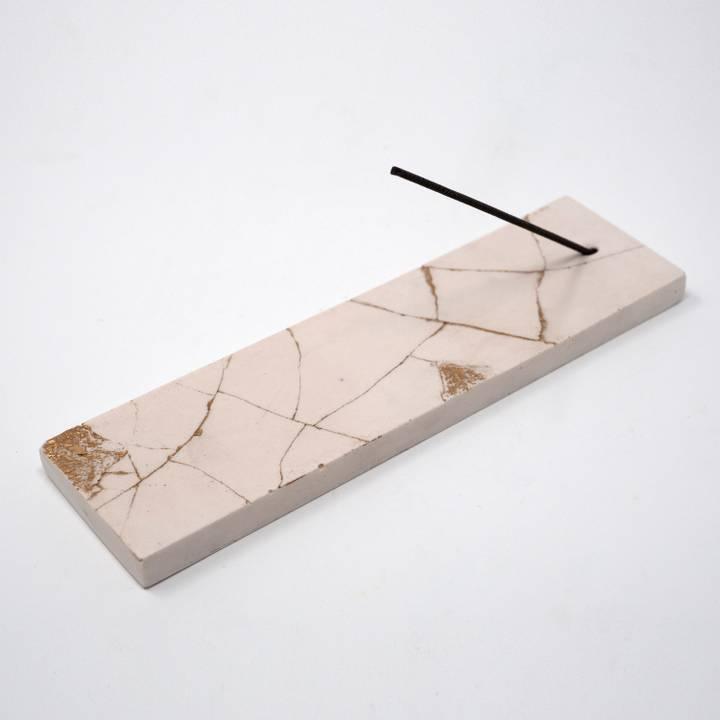 Image of Kintsugi Incense Holder