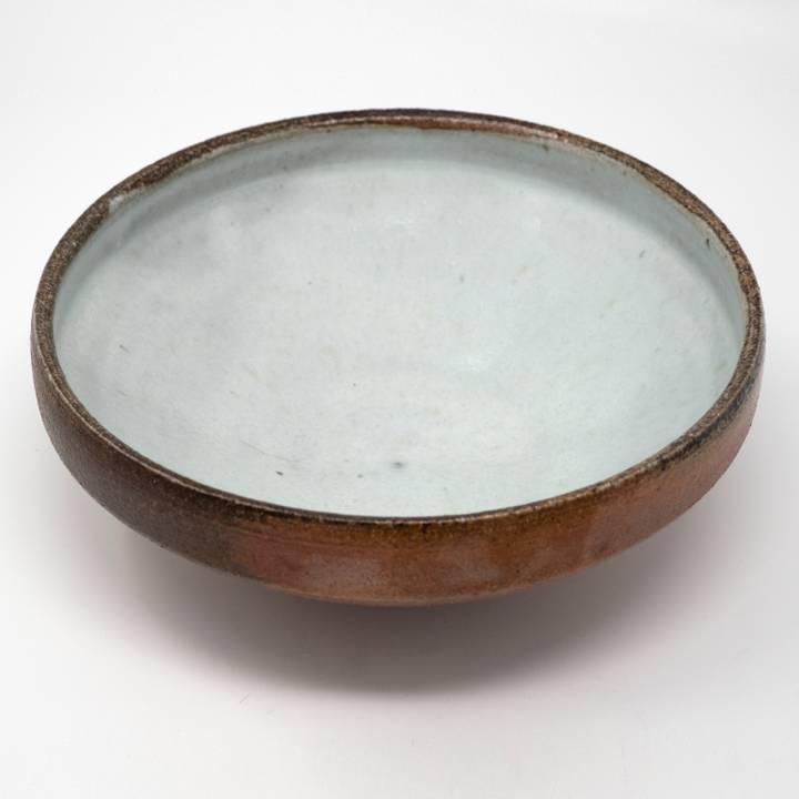 Image of Woodfired White Bowl