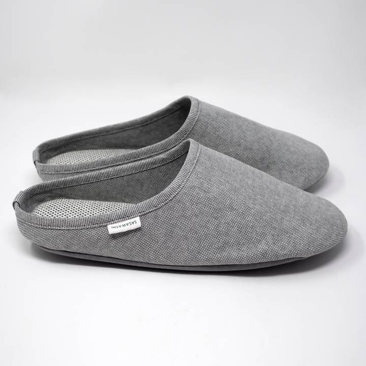 Image of Washi Slippers Grey Extra Large