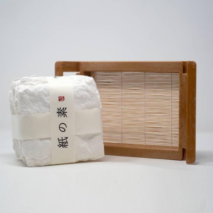 Image of Japanese Papermaking Kit