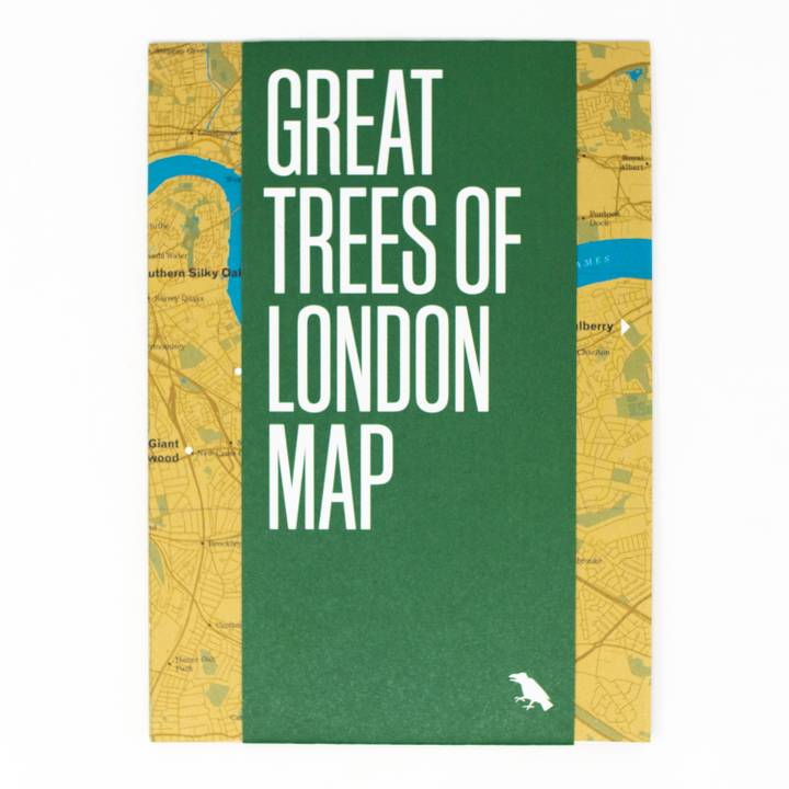 Image of Great Trees of London Map