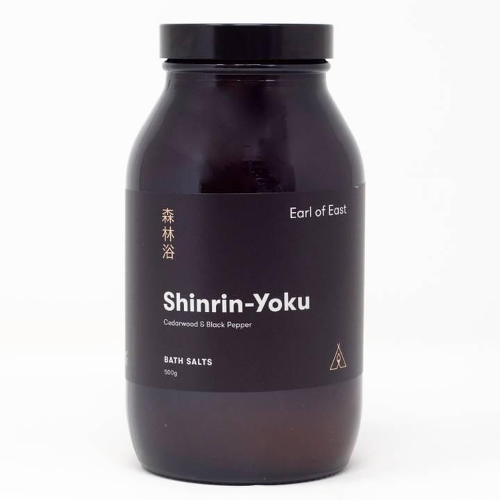 Image of Shinrinyoku Bath Salts