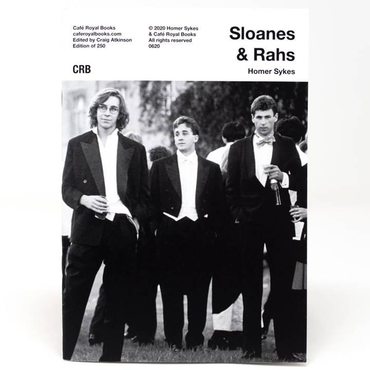 Image of Sloanes and Rahs Photozine