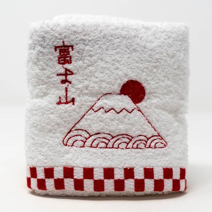 Image of Mount Fuji Hand Towel