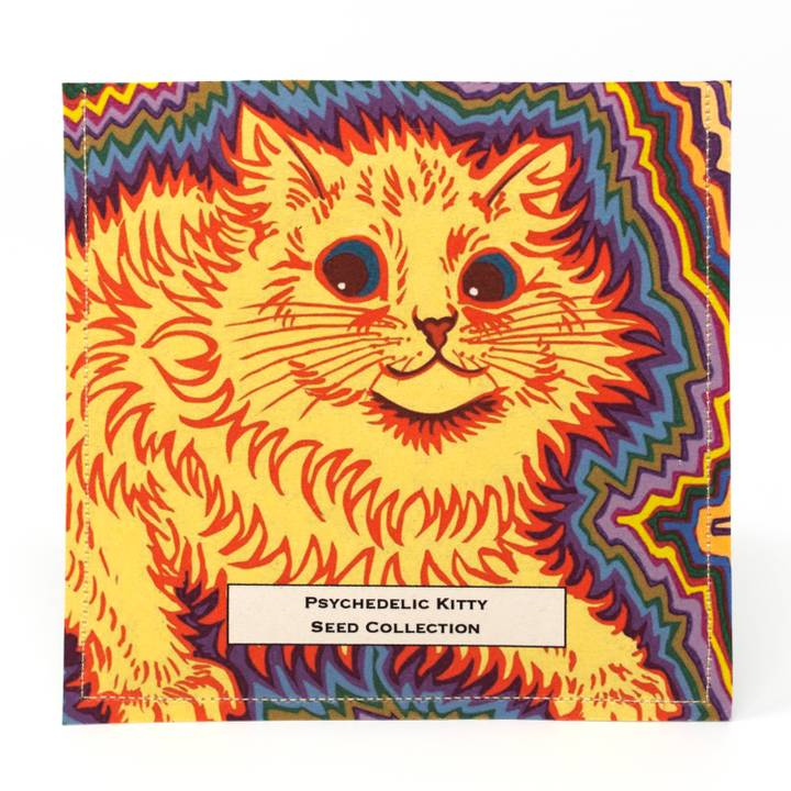 Image of Psychedelic Kitty Seed Collection