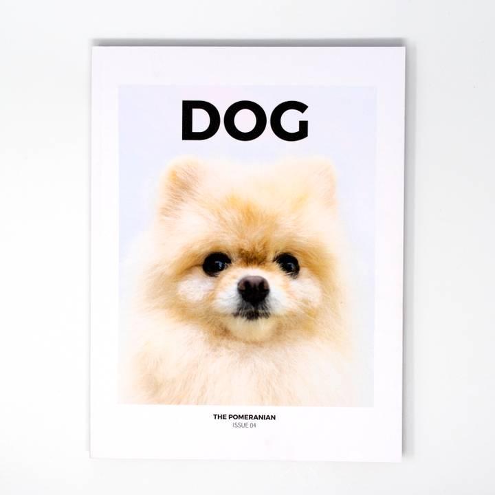 Image of Dog Magazine Issue 4