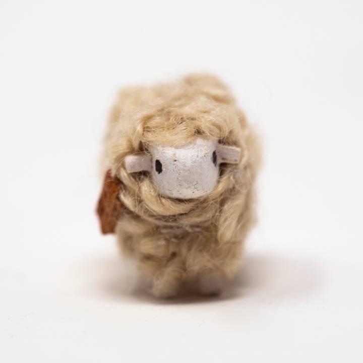 Image of Mini Ryeland Sheep Figurine