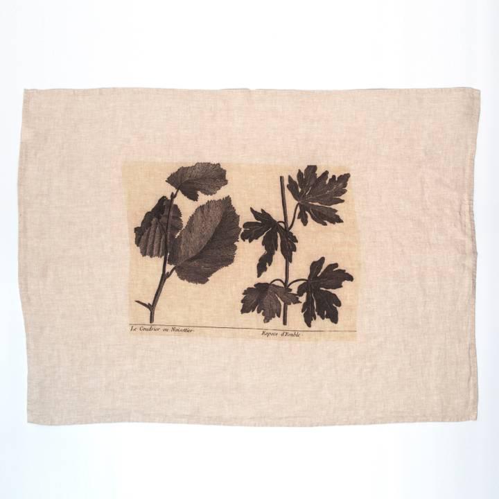 Image of Ancient Leaf Tea Towel