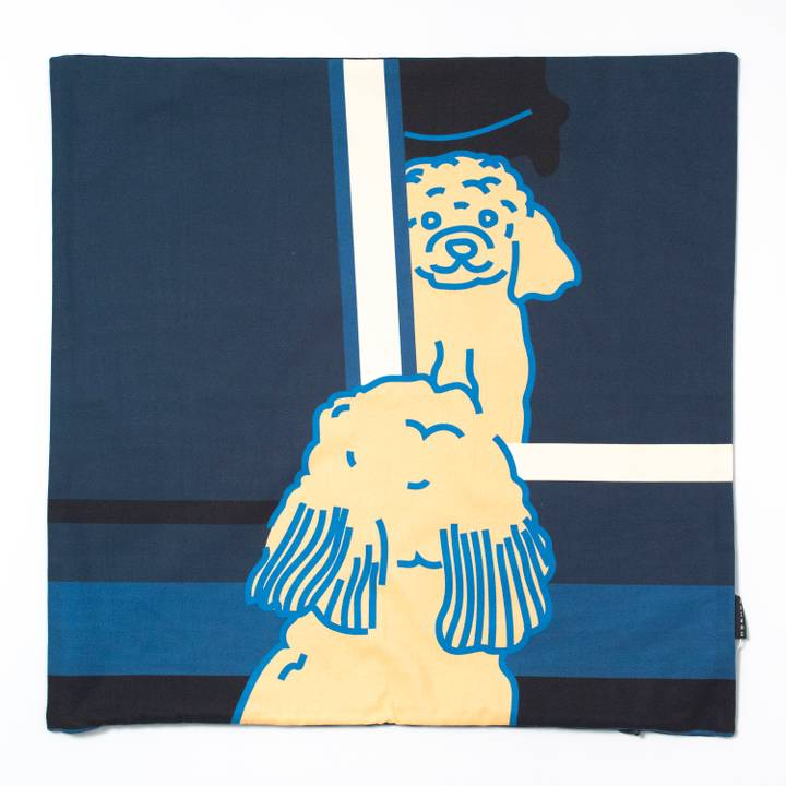 Image of Truffles in the Mirror Cushion Cover