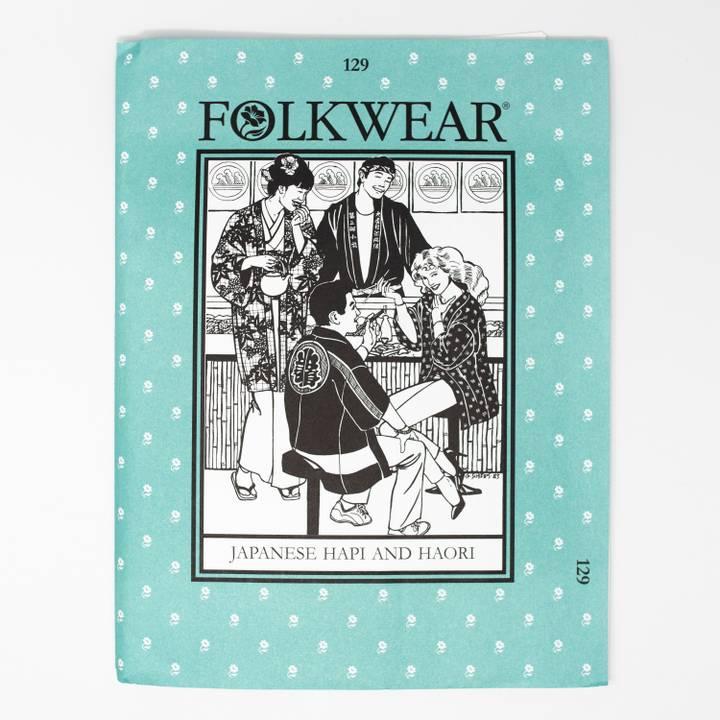 Image of Japanese Happi & Haori Sewing Patterns