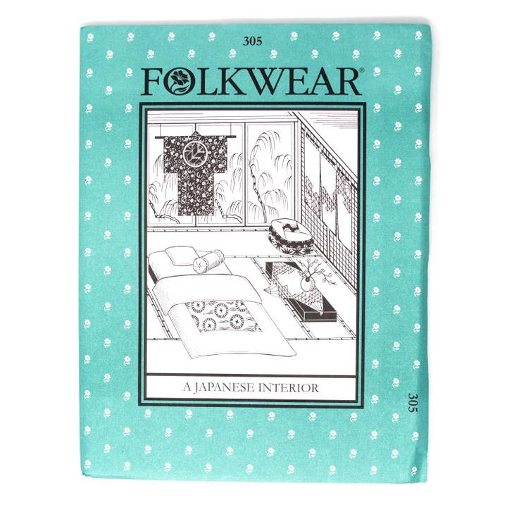 Image of Japanese Home Decor Sewing Patterns