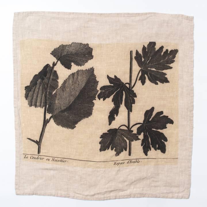 Image of Ancient Leaf Napkin