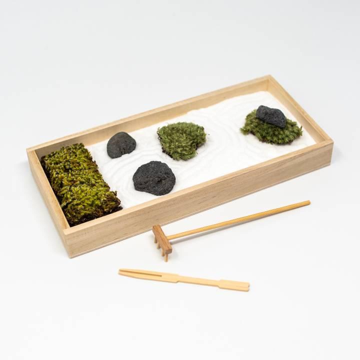 Image of Karesansui Moss Garden Kit