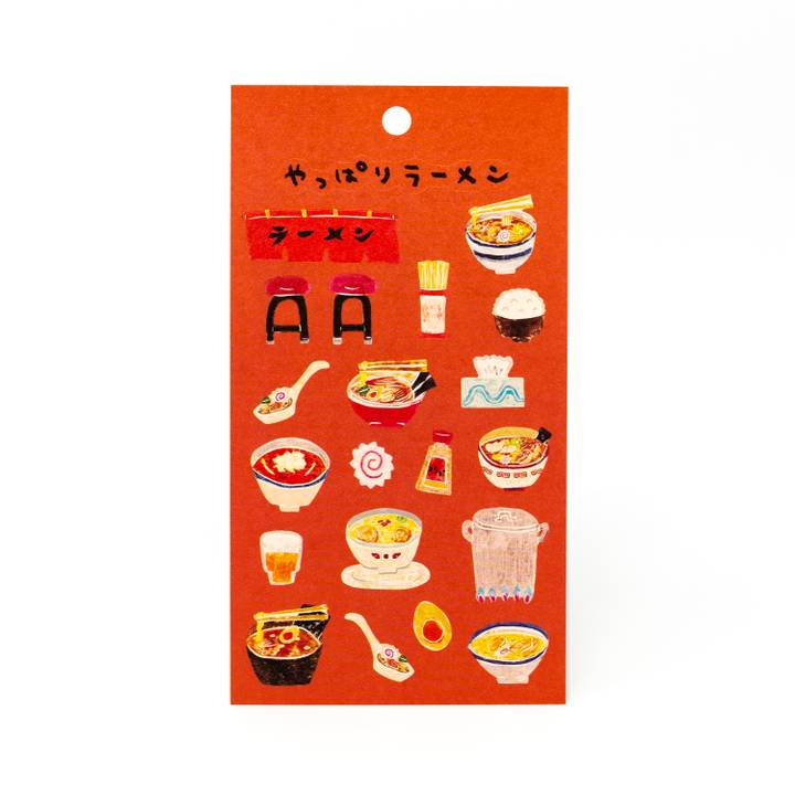 Image of Ramen Sticker Set