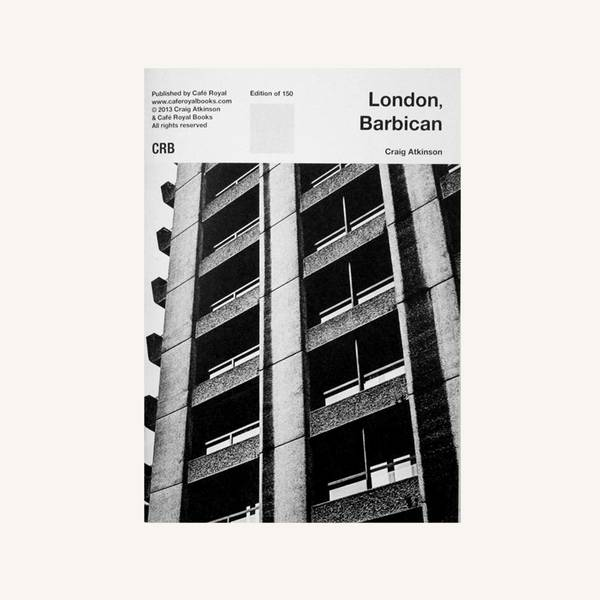 Image of Barbican Estate Photozine