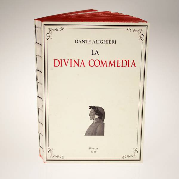 Image of La Divina Commedia Notebook