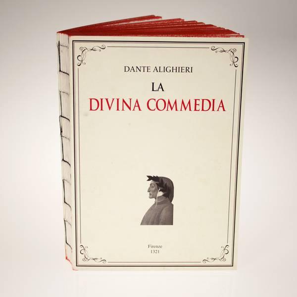 Image of La Divina Commedia Notebook