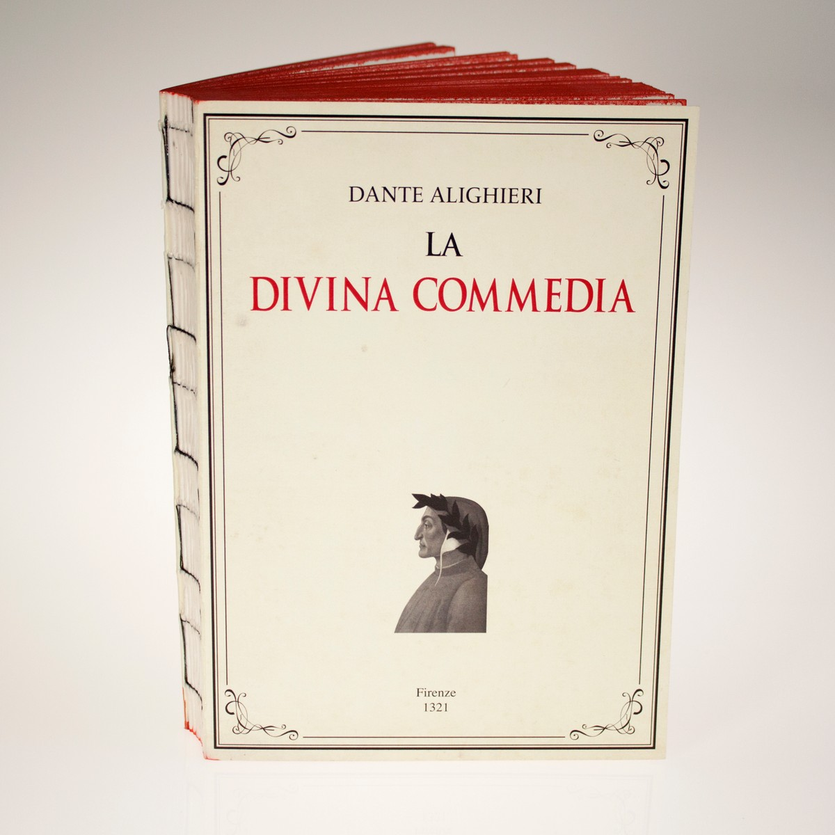 Photo of La Divina Commedia Notebook