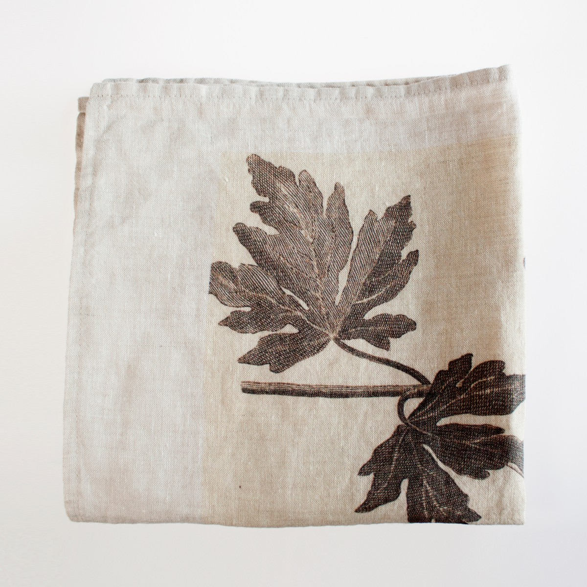 Photo of Ancient Leaf Napkin