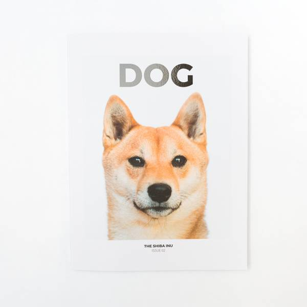 Image of Dog Magazine Issue 2