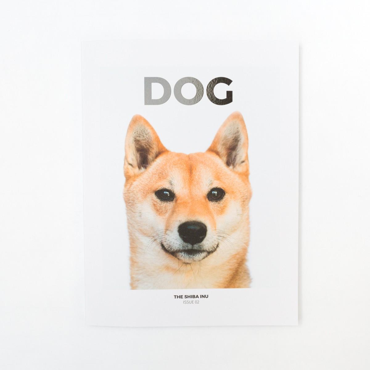 Photo of Dog Magazine Issue 2