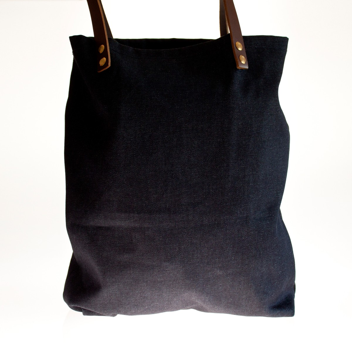 Photo of Indigo Denim Tote Bag
