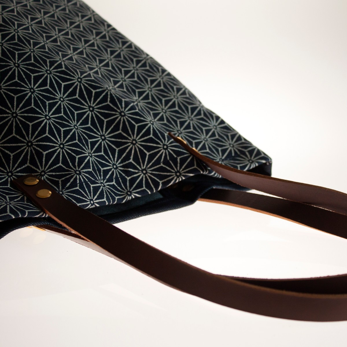 Photo of Graphic Japanese Tote Bag