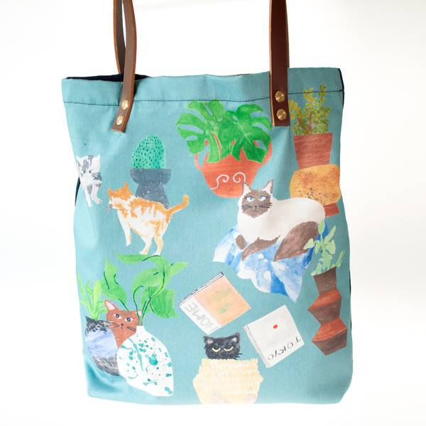 Image of This Modern Life Tote Bag