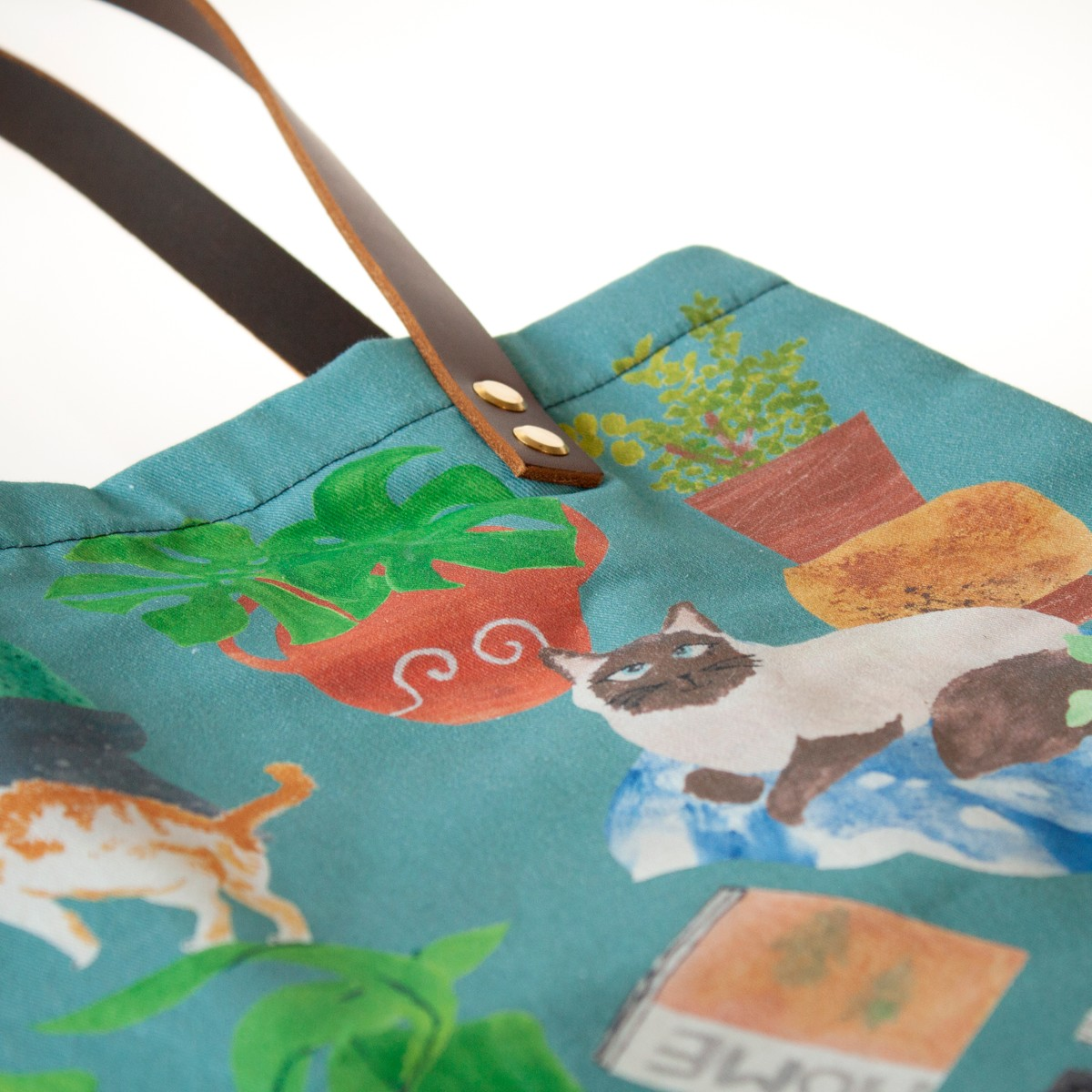 Photo of This Modern Life Tote Bag