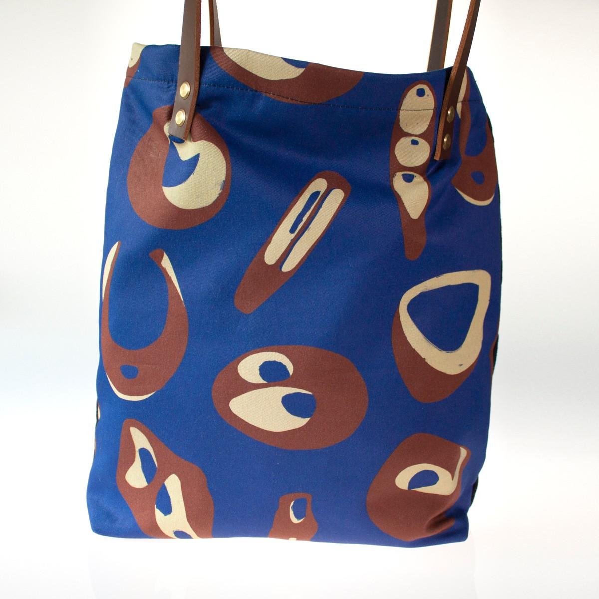 Photo of Hepworth Tote Bag in Colbalt Blue