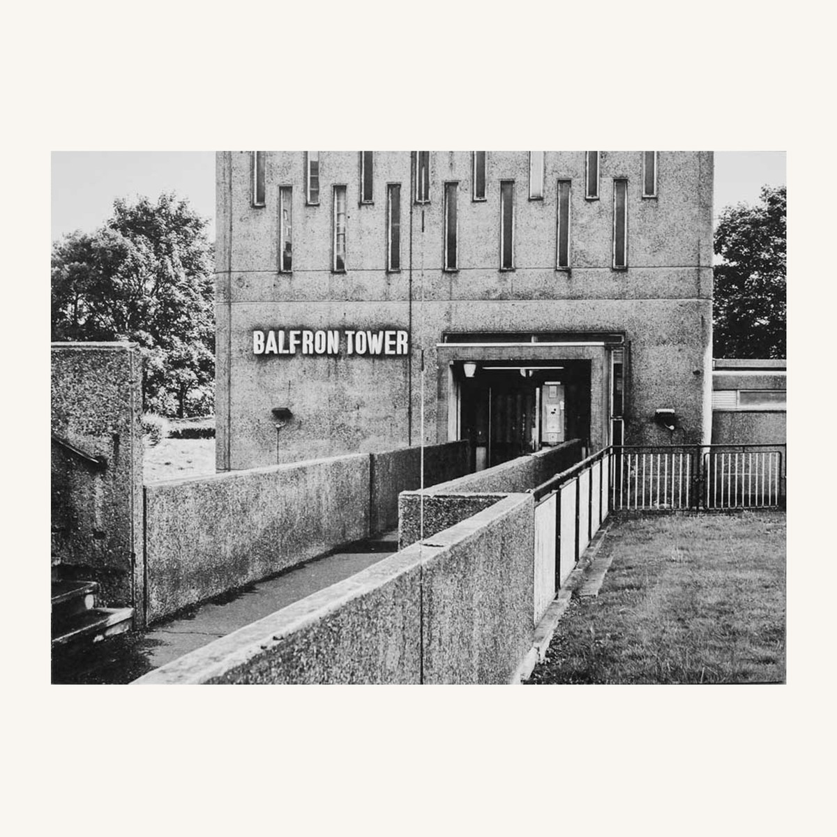 Photo of Balfron Tower Photozine