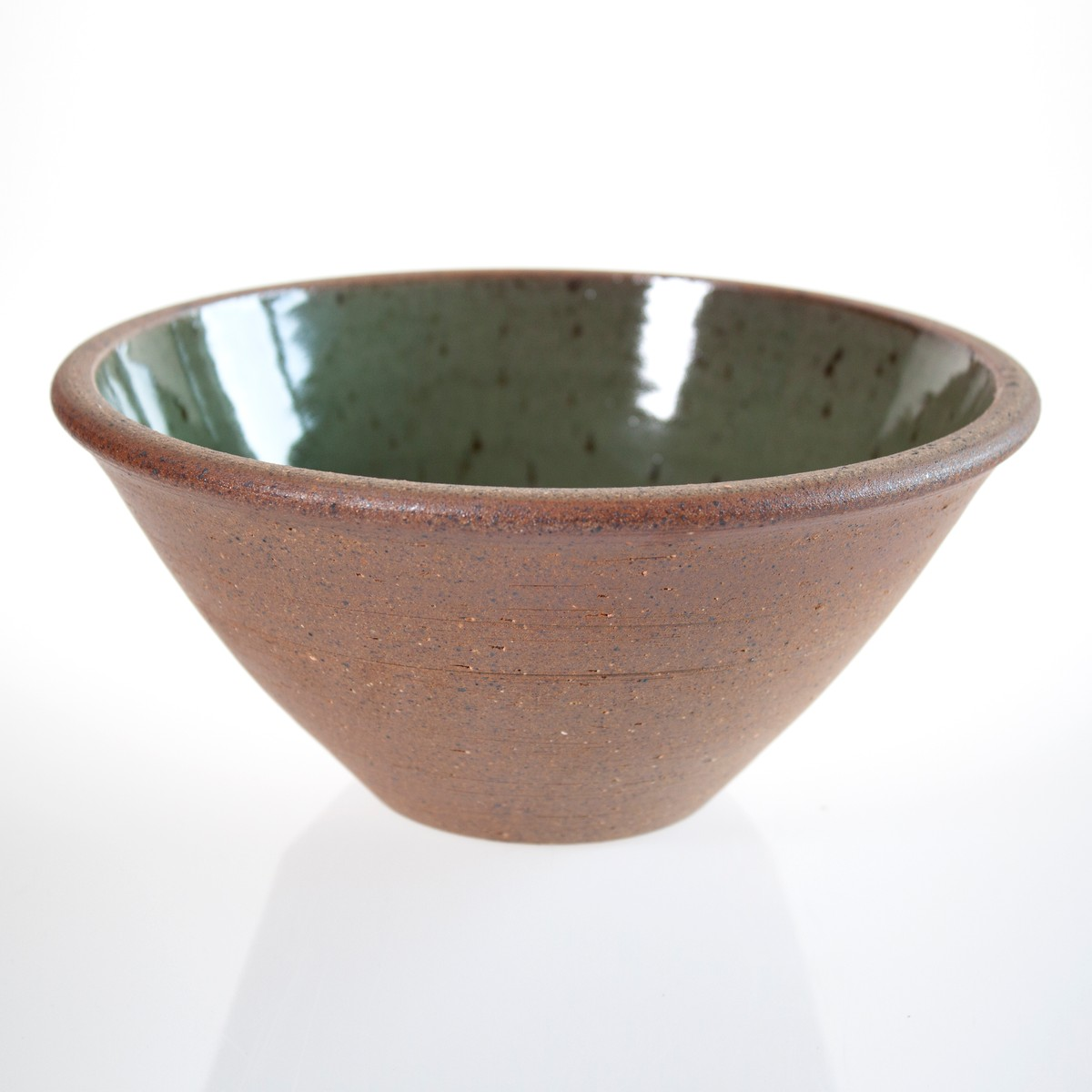 Photo of Large Turquoise Serving Bowl