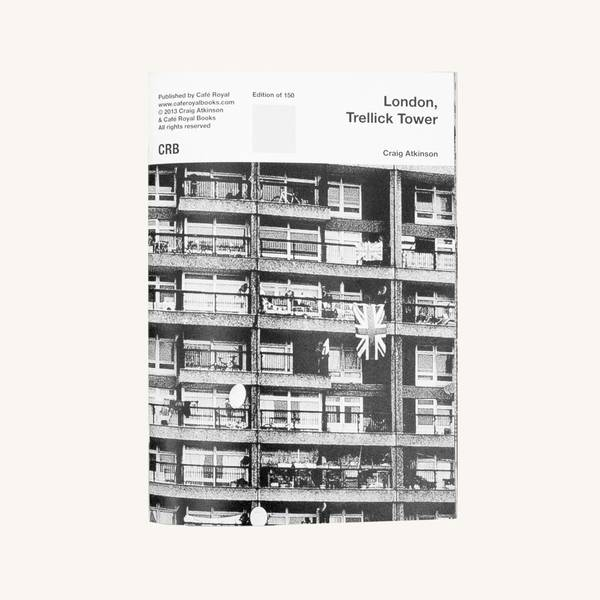 Image of Trellick Tower Photozine