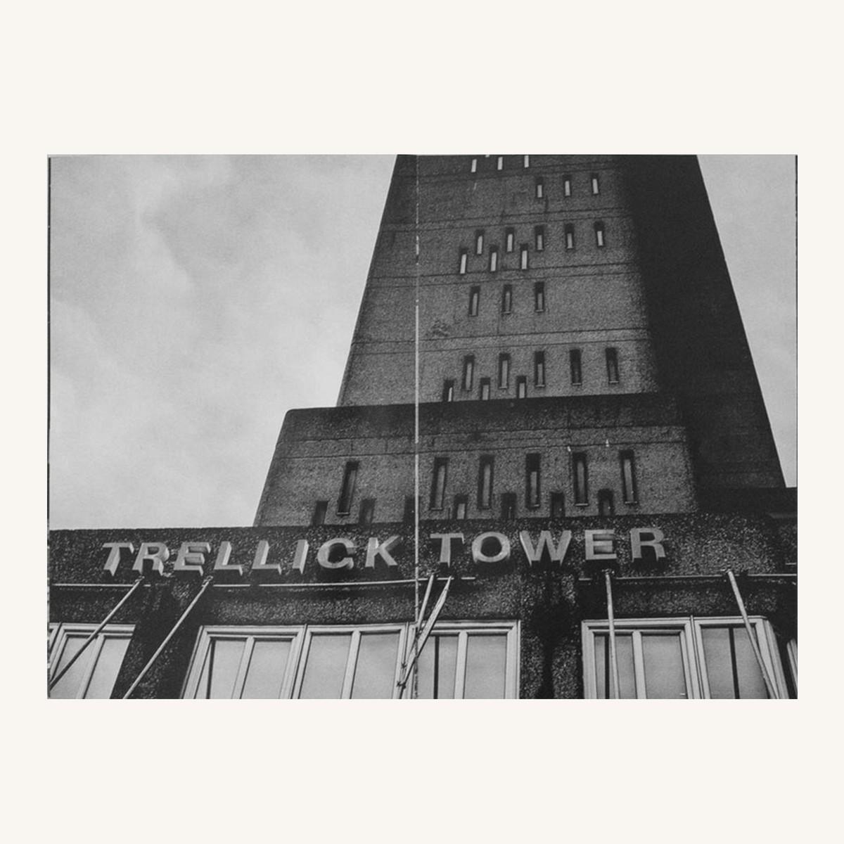 Photo of Trellick Tower Photozine