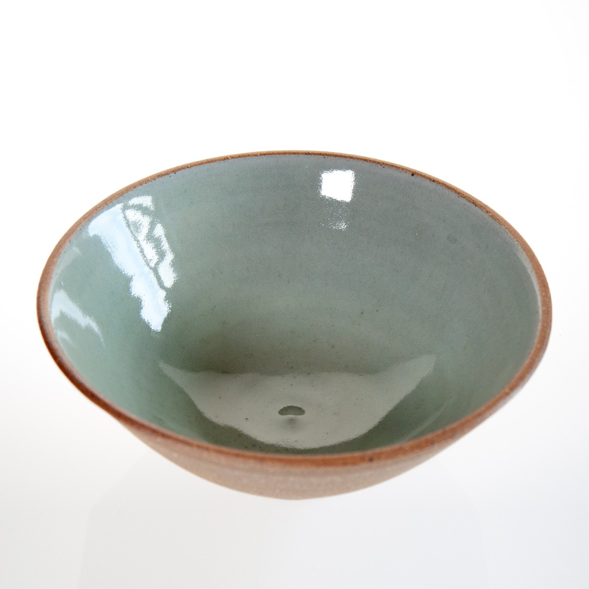 Photo of Blue Serving Bowl