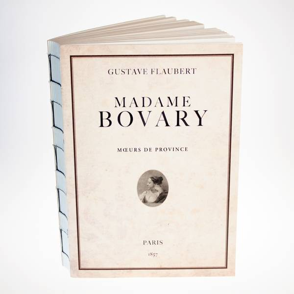 Image of Madame Bovary Notebook