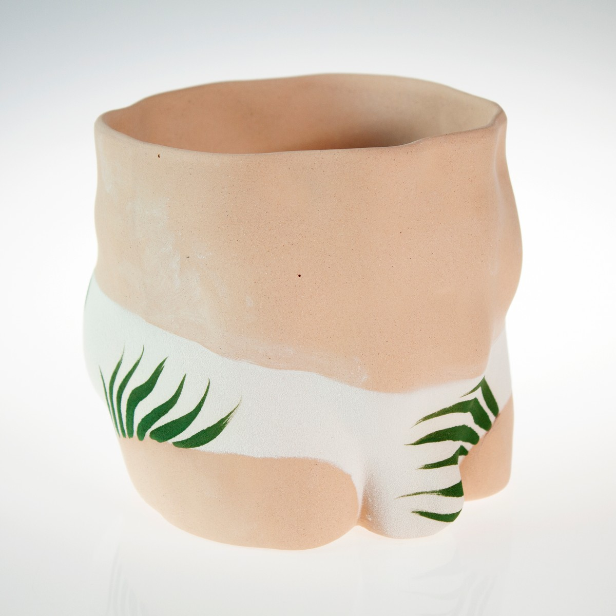 Photo of Palm Trunks Pablo Plant Pot