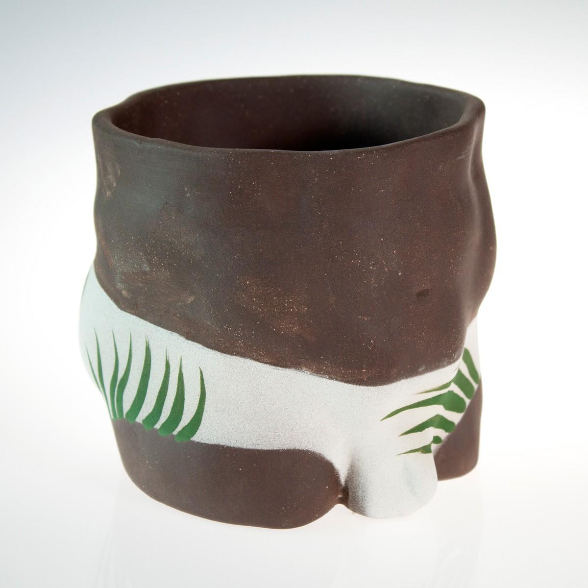 Photo of Palm Trunks Steve Plant Pot