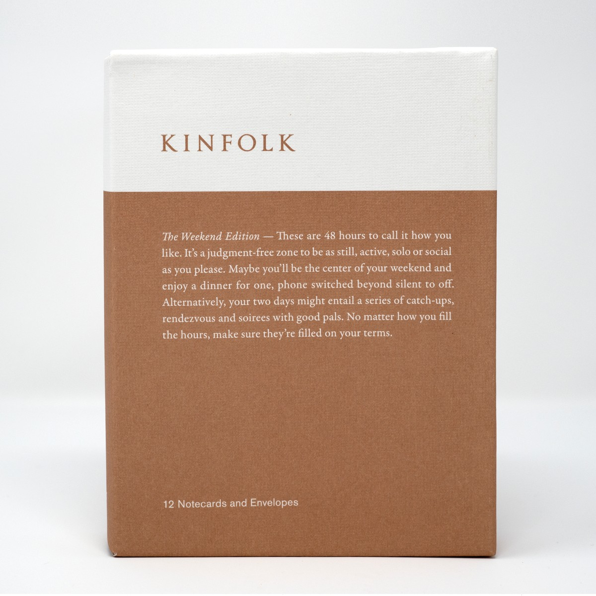Photo of Kinfolk Cards: The Weekend Edition
