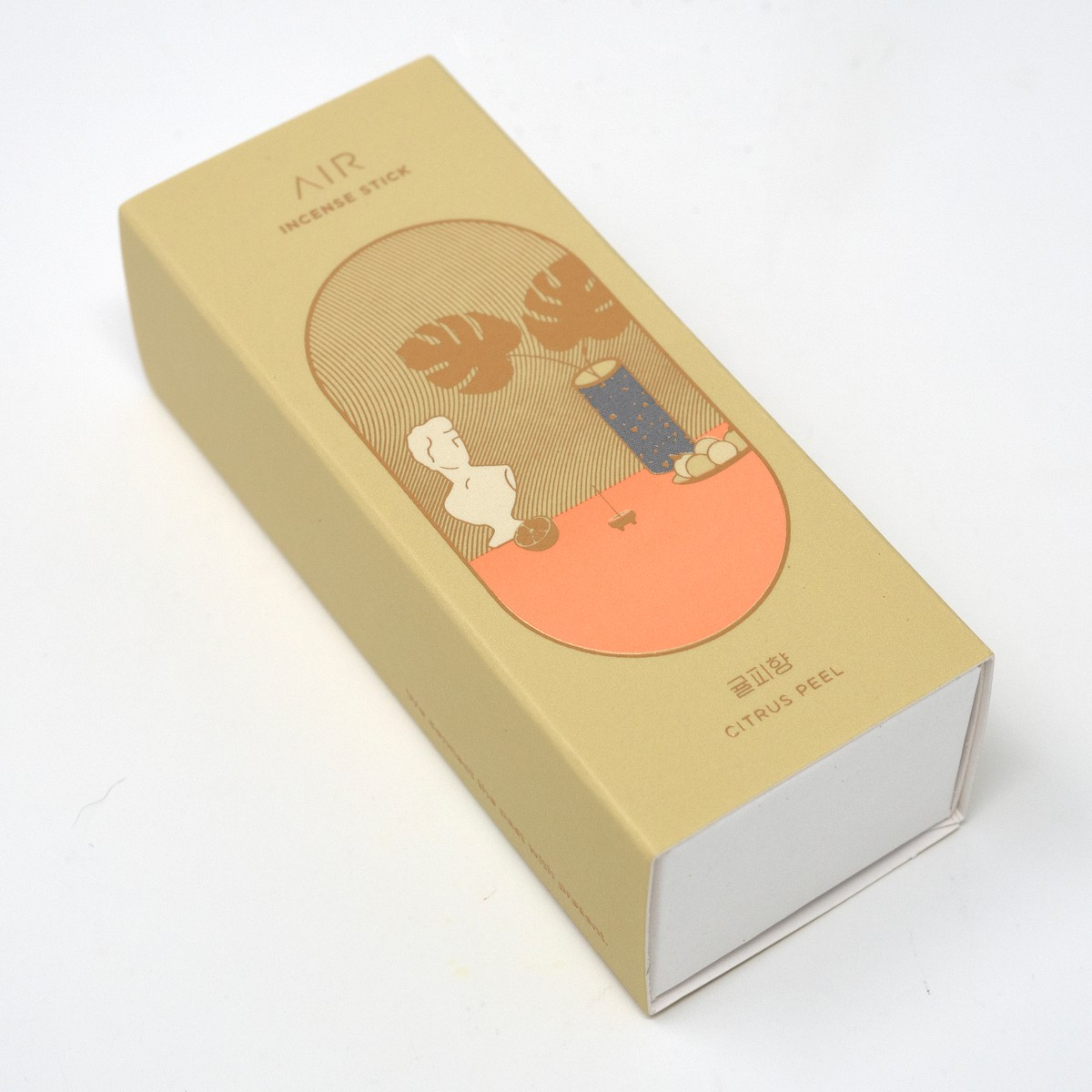 Photo of Korean Citrus Incense Sticks
