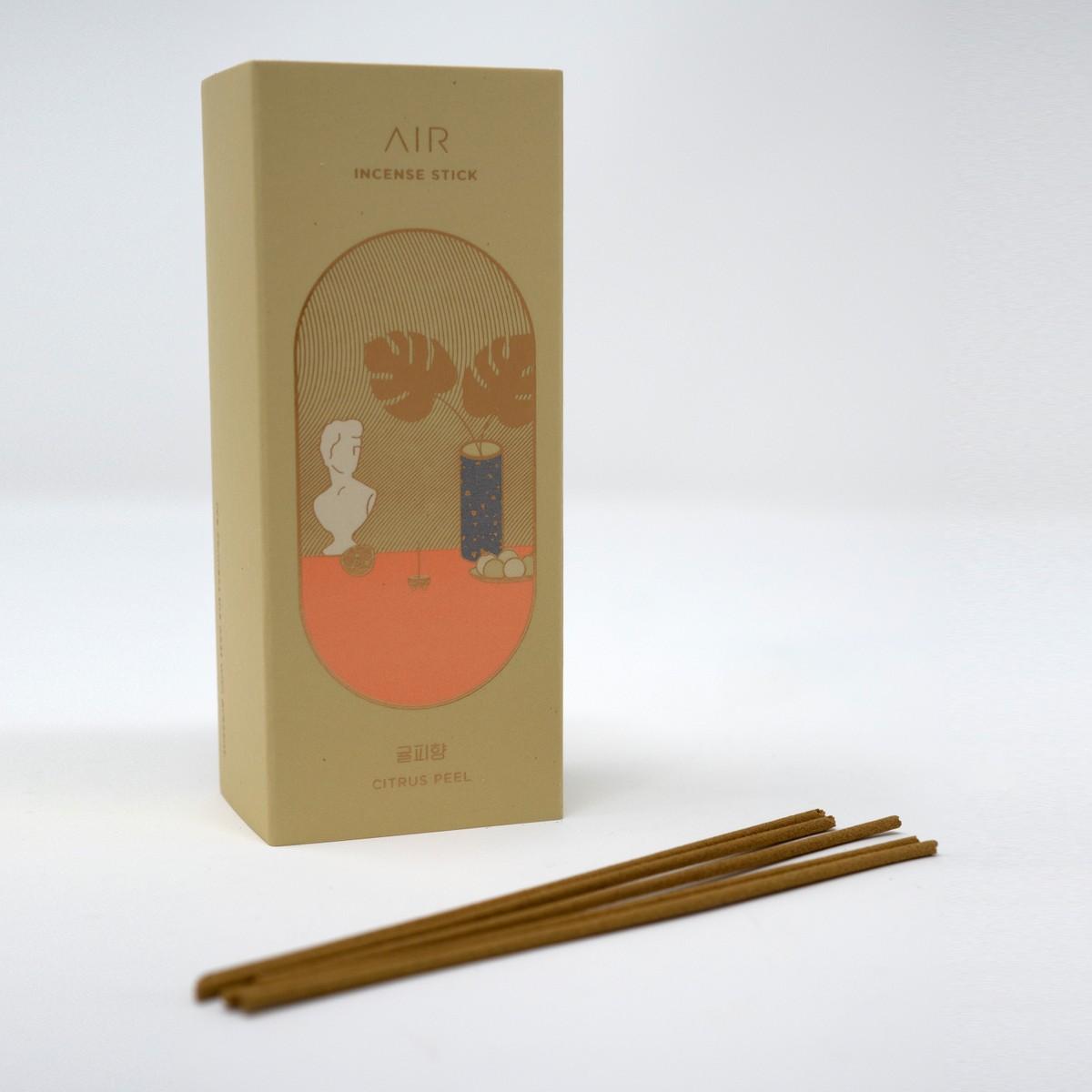 Photo of Korean Citrus Incense Sticks