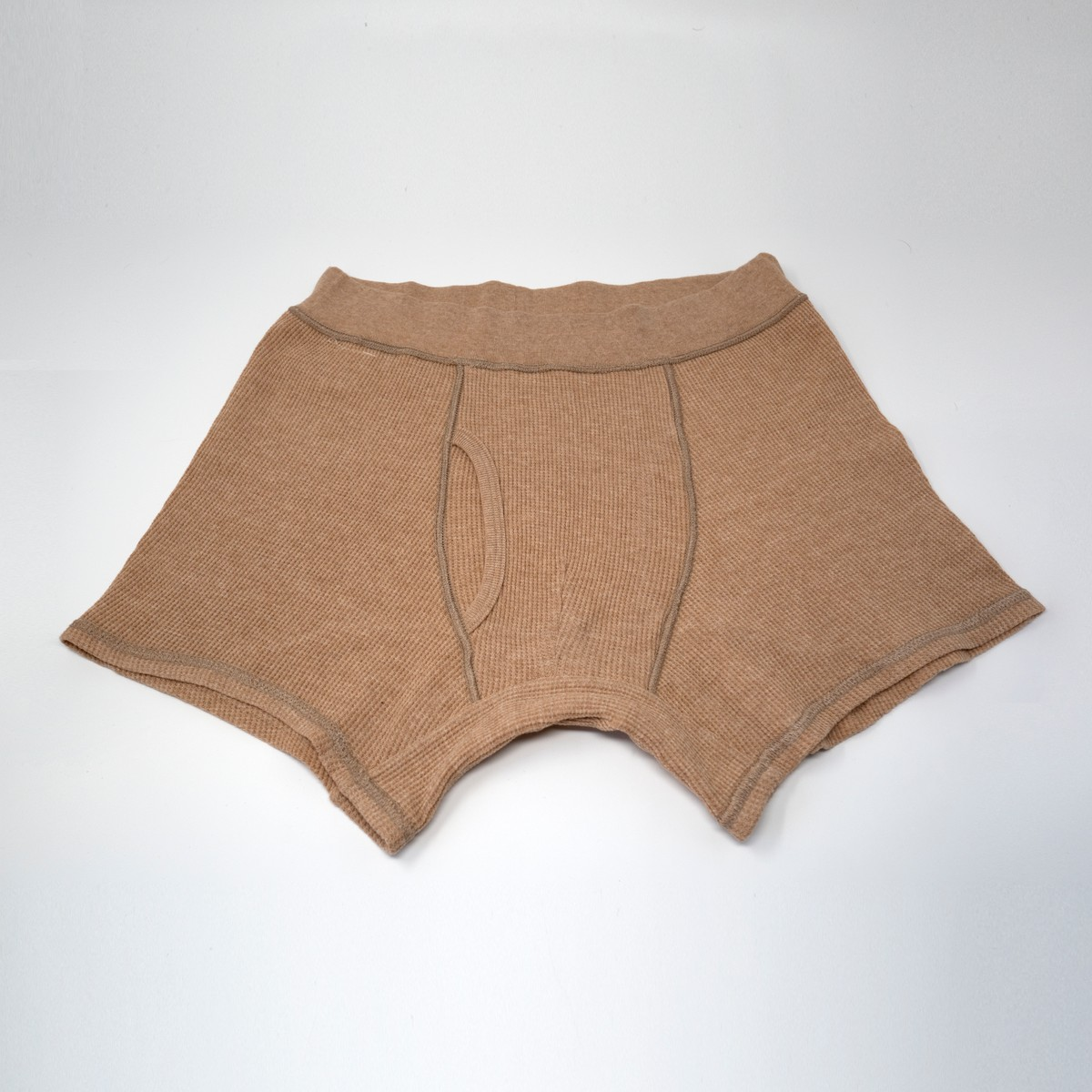 Photo of Japanese Waffle Cotton Boxers: Mens