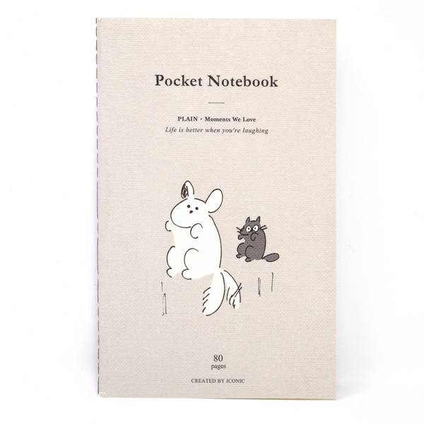 Image of Pocket Notebook: Jumping